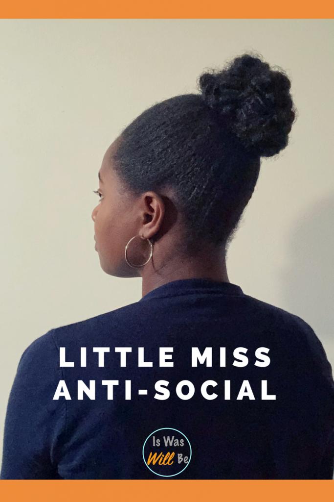 Little Miss ANTI Social