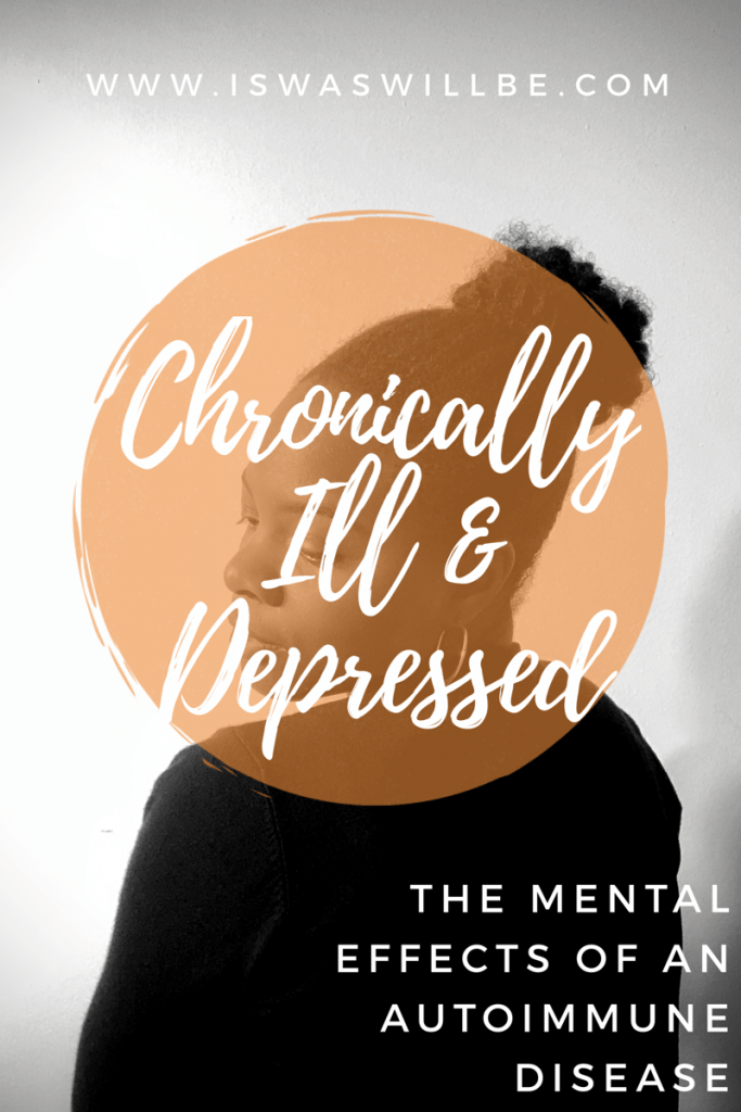 Chronically Ill and Depressed
