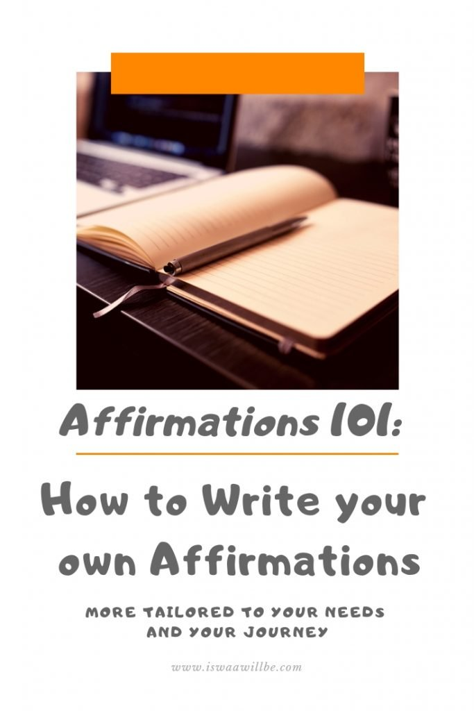 Affirmations 101: 7 Tips to Write Your Own