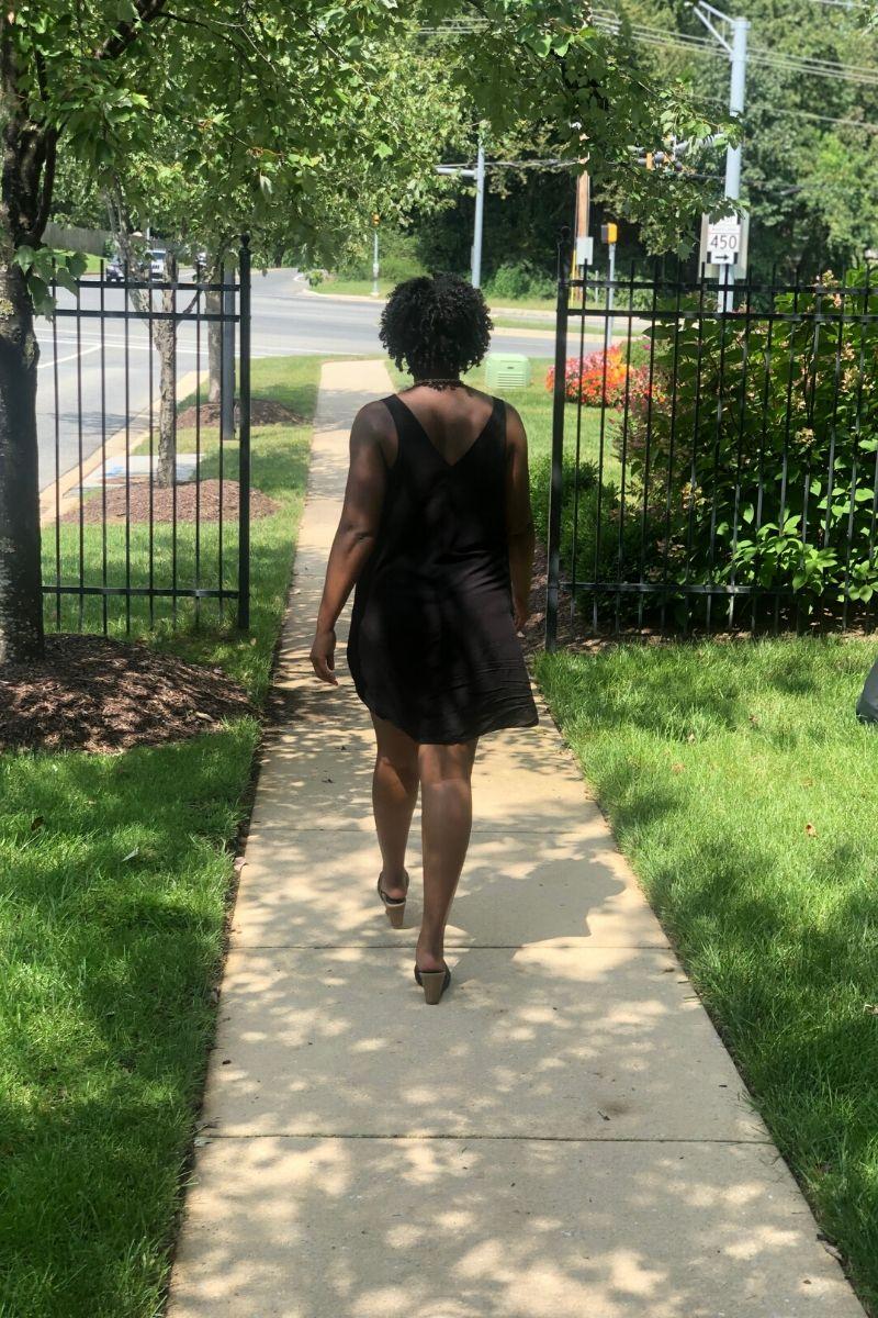 Walks Alone with Chronic Illness