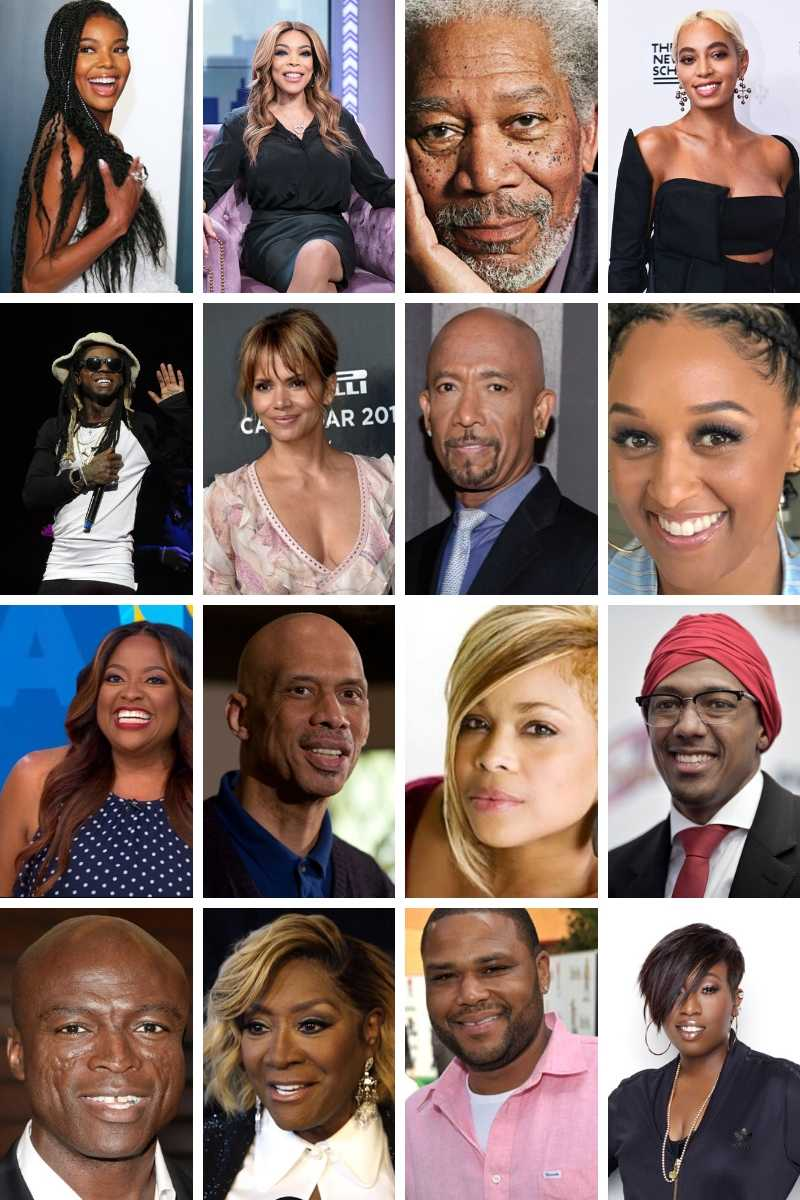 black celebrities with chronic illness
