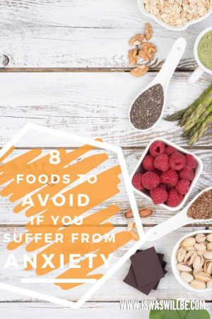 foods to avoid for anxiety
