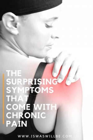 Woman Chronic Pain Shoulder