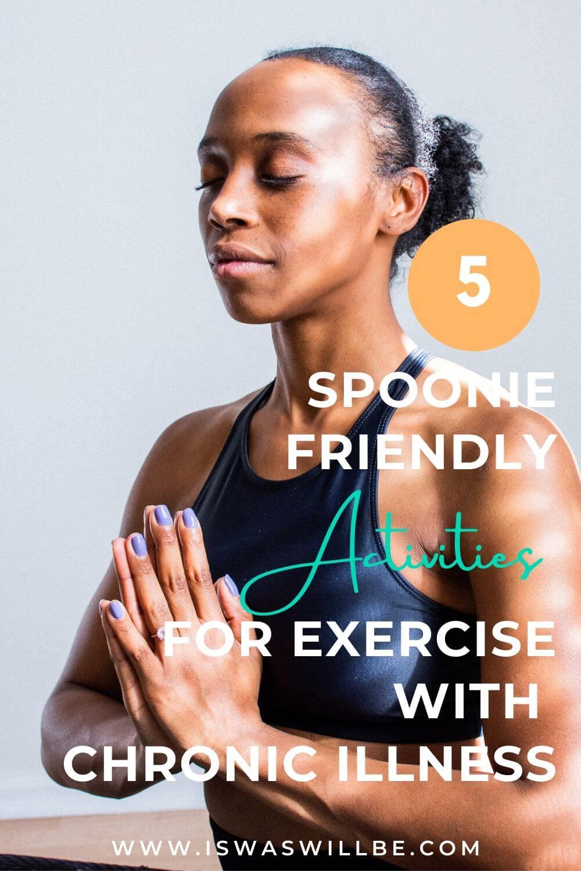 spoonie friendly workout