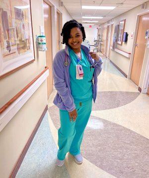 ashley b nurse