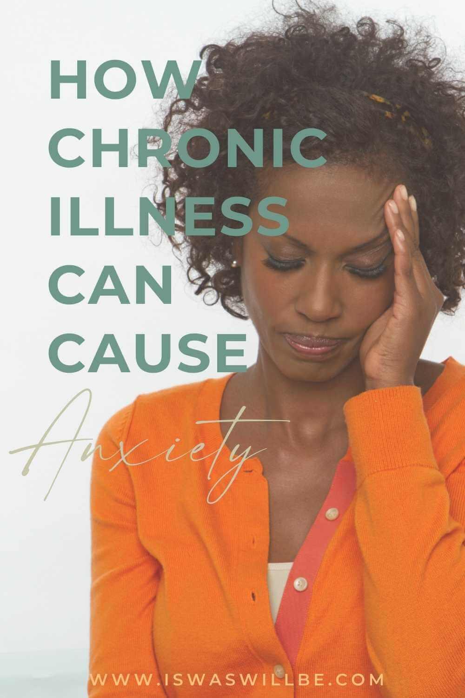 chronic illness cause anxiety