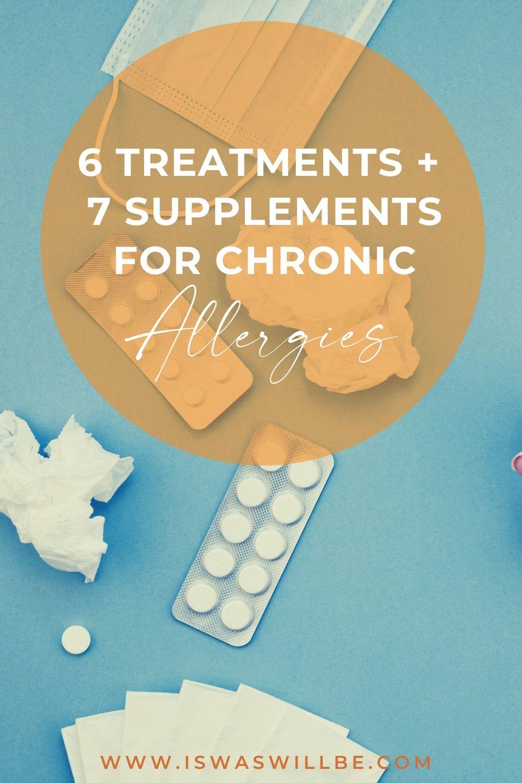 blog graphic allergy pills , tissue and masks