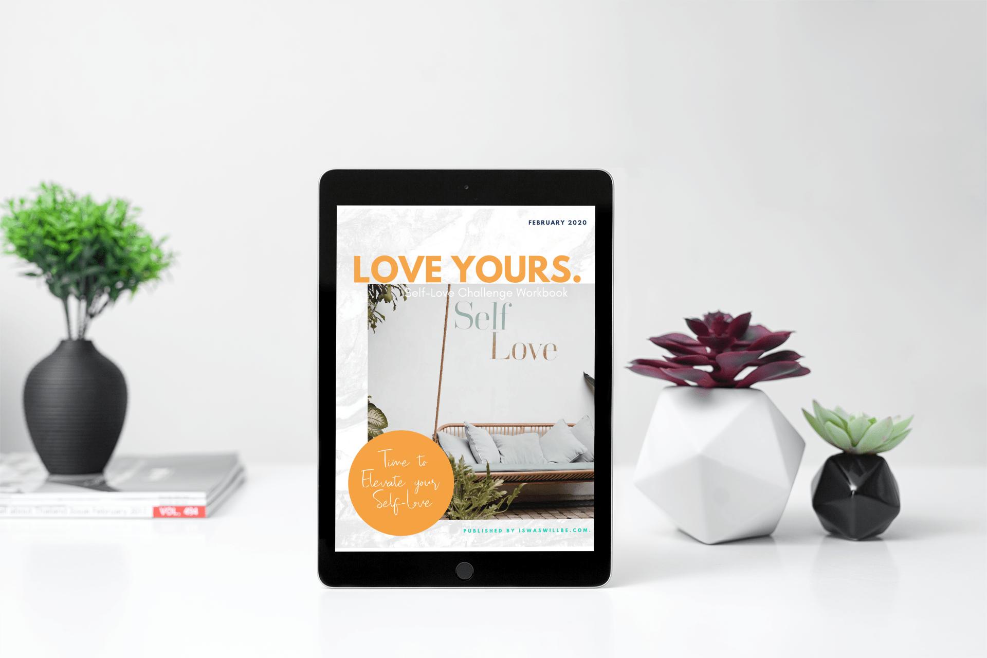Self Love Challenge Workbook 2020